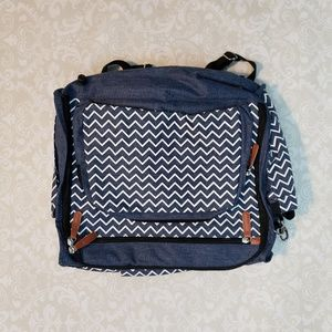 Other - NEW Backpack Style Diaper Bag